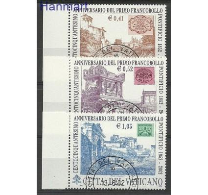 Znaczek Watykan 2002 Stemplowane