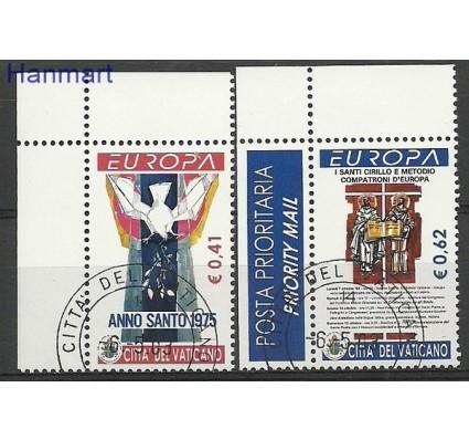 Znaczek Watykan 2003 Mi 1459-1460 Stemplowane