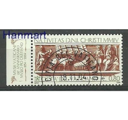 Znaczek Watykan 2004 Mi 1513 Stemplowane