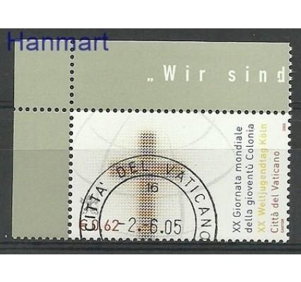 Znaczek Watykan 2005 Mi 1520 Stemplowane
