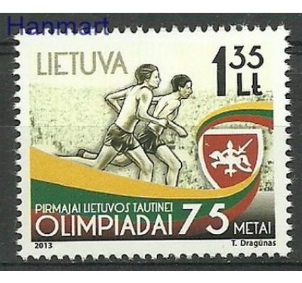 Znaczek Litwa 2013 Mi 1139 Czyste **