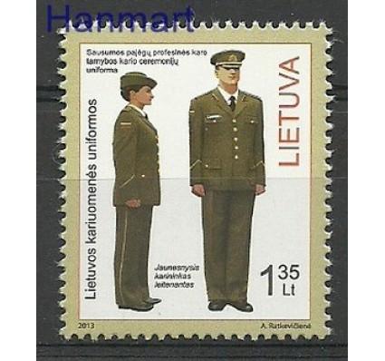 Znaczek Litwa 2013 Mi 1143 Czyste **