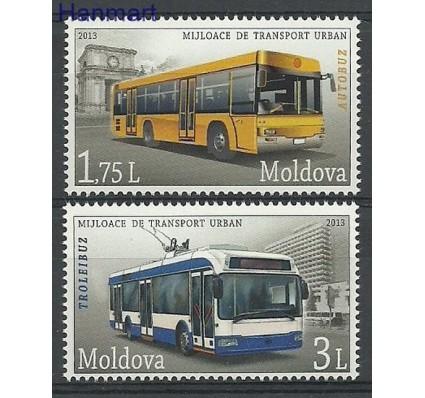 Znaczek Mołdawia 2013 Mi 850-851 Czyste **