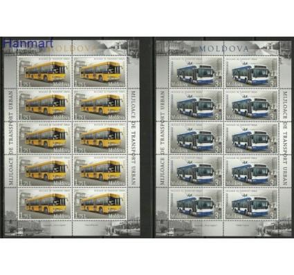 Znaczek Mołdawia 2013 Mi ark 850-851 Czyste **