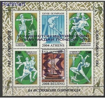 Znaczek Tadżykistan 2012 Czyste **