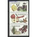 Szwecja 2005 Mi 2463-2465 Czyste **