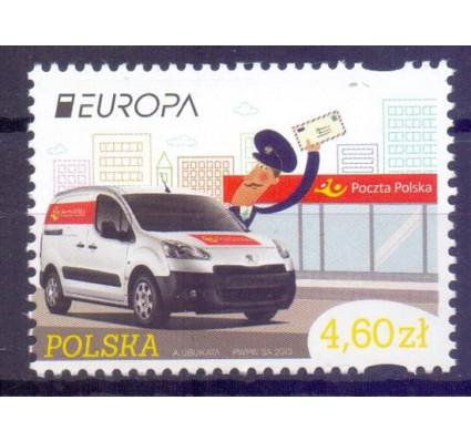 Znaczek Polska 2013 Mi 4607 Fi 4457 Czyste **