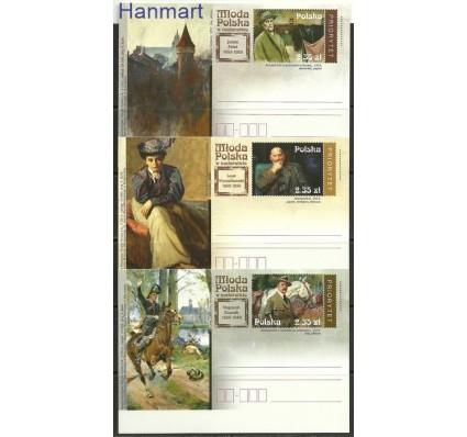 Znaczek Polska 2013 Fi Cp 1645-1647 Całostka pocztowa