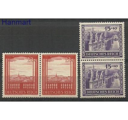 Znaczek Deutsches Reich / III Rzesza 1941 Mi 804-805 Czyste **
