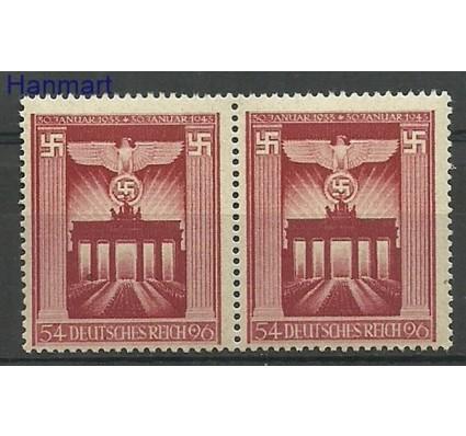 Znaczek Deutsches Reich / III Rzesza 1943 Mi par 829 Czyste **