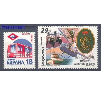 Znaczek Hiszpania 1994 Mi 3179-3180 Czyste **