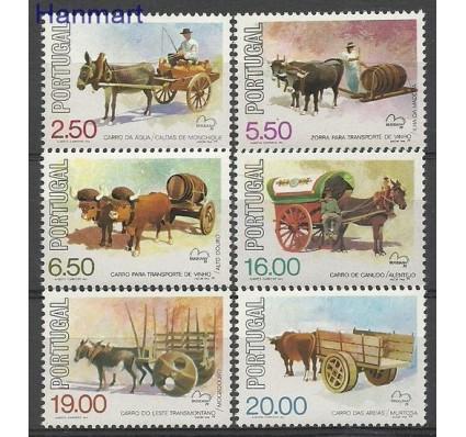 Znaczek Portugalia 1979 Mi 1453-1458 Czyste **