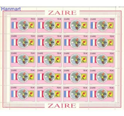 Znaczek Kongo Kinszasa / Zair 1982 Mi 772-778 Czyste **