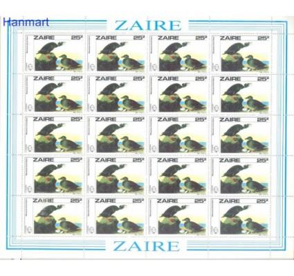 Znaczek Kongo Kinszasa / Zair 1985 Mi 904-907 Czyste **