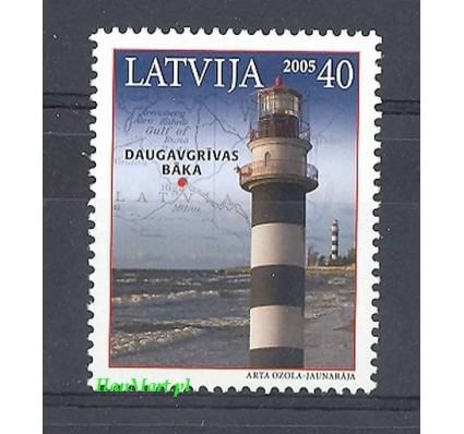 Łotwa 2005 Mi 645 Czyste **