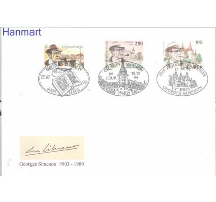 Znaczek Szwajcaria 1994 FDC