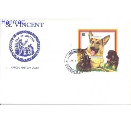 Znaczek Saint Vincent i Grenadyny 1994 Mi bl 325 FDC