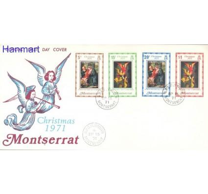 Znaczek Montserrat 1971 Mi 263-266 FDC
