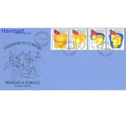 Znaczek Trynidad i Tobago 1989 Mi 588-591 FDC