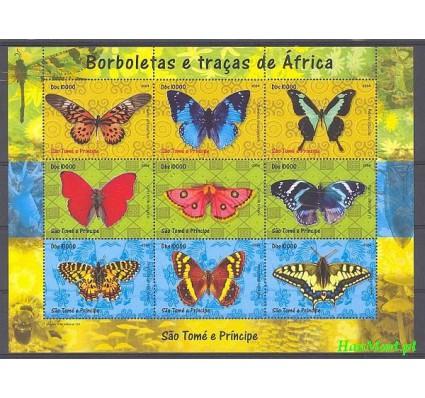 Znaczek Wyspy Świętego Tomasza i Książęca 2005 Czyste **