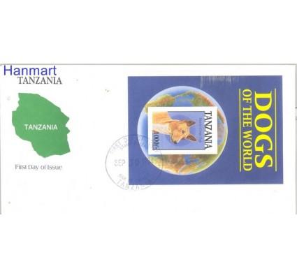 Znaczek Tanzania 1994 Mi bl 259 FDC