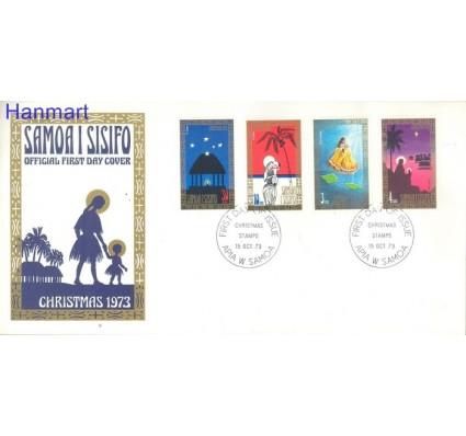 Znaczek Samoa i Sisifo 1973 Mi 289-292 FDC