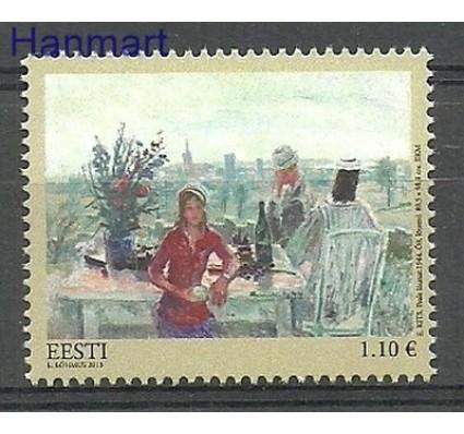 Znaczek Estonia 2013 Mi 777 Czyste **