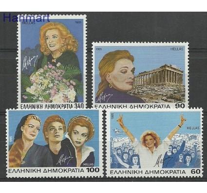 Znaczek Grecja 1995 Mi 1870-1873 Czyste **