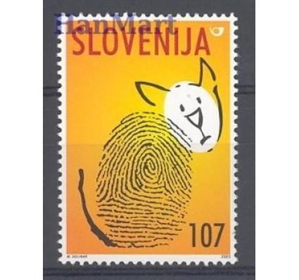 Znaczek Słowenia 2001 Mi 368 Czyste **