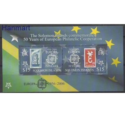 Znaczek Wyspy Salomona 2005 Mi bl 89 Czyste **