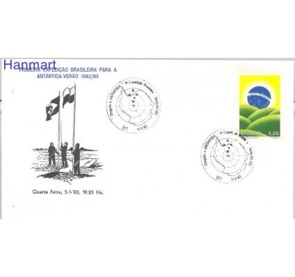 Znaczek Brazylia 1979 Mi 1721 FDC