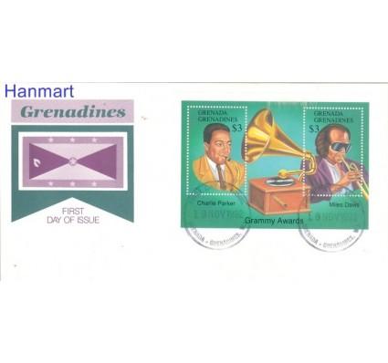Znaczek Grenada i Grenadyny 1992 Mi bl 254 FDC