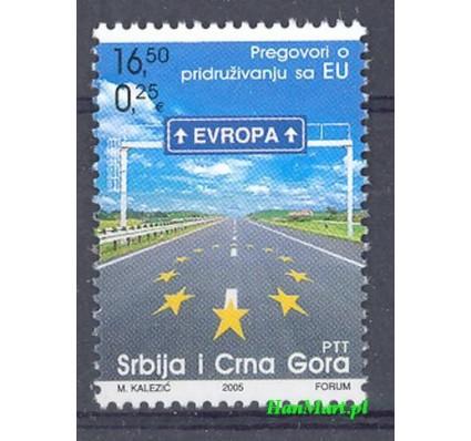 Znaczek Serbia i Czarnogóra 2005 Mi 3292 Czyste **