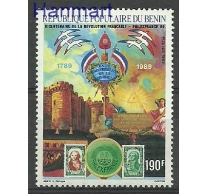 Znaczek Benin 1989 Mi 484 Czyste **