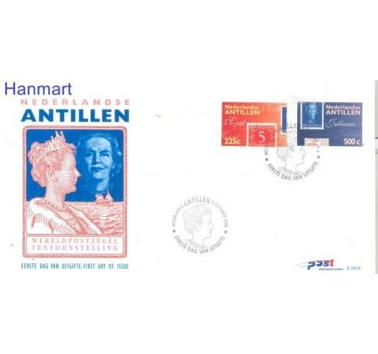 Znaczek Antyle Holenderskie 1998 Mi 980-981 FDC