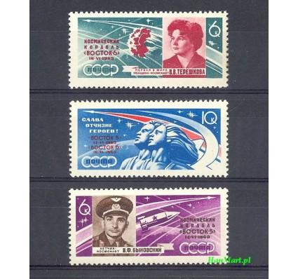 ZSRR 1963 Mi 2769-2771 Czyste **