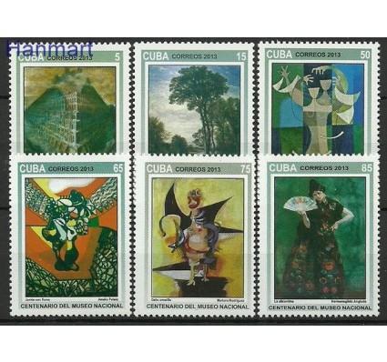 Znaczek Kuba 2013 Mi 5643-5648 Czyste **