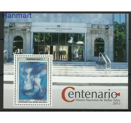 Znaczek Kuba 2013 Mi bl 296 Czyste **