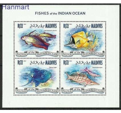 Malediwy 2013 Mi 4868-4871 Czyste **
