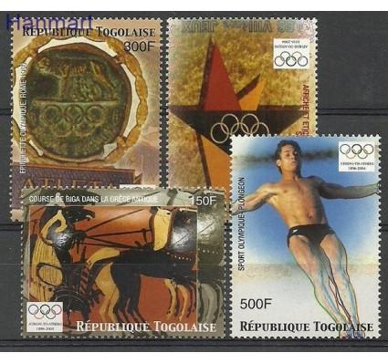 Znaczek Togo 2004 Mi 3249-3252 Czyste **
