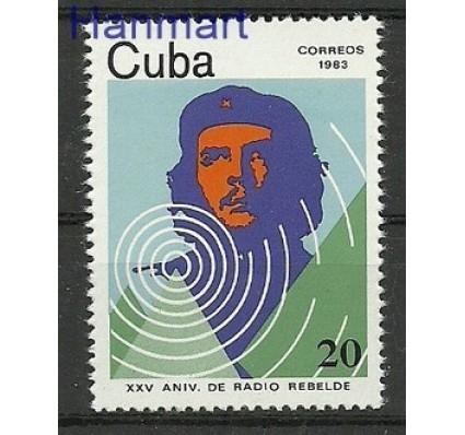 Znaczek Kuba 1983 Mi 2723 Czyste **