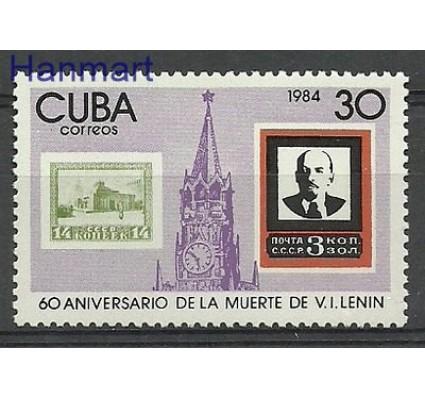 Znaczek Kuba 1984 Mi 2819 Czyste **