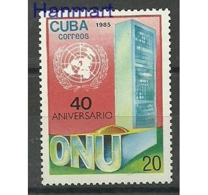 Znaczek Kuba 1985 Mi 2973 Czyste **