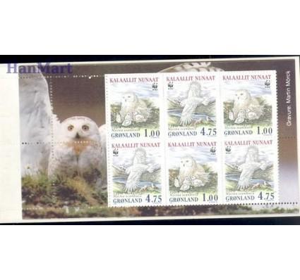 Znaczek Grenlandia 1999 Mi mh 9 Czyste **