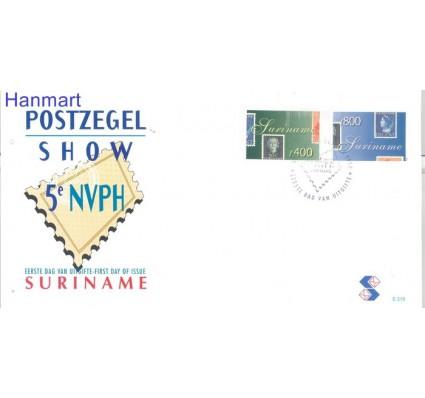 Znaczek Surinam 1998 Mi 1661-1662 FDC