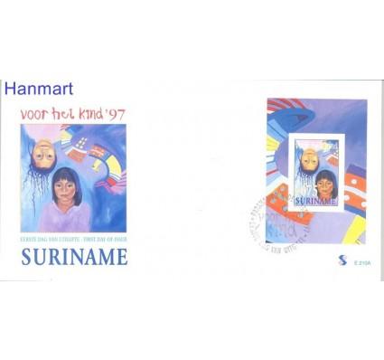 Znaczek Surinam 1997 Mi bl 71 FDC