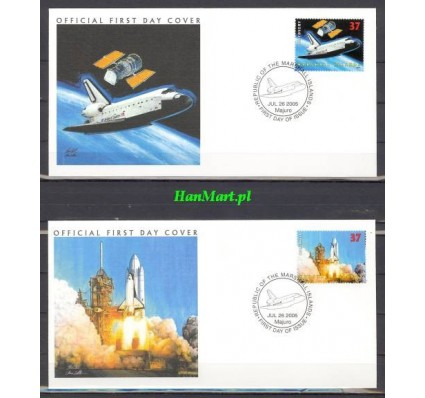 Znaczek Wyspy Marshalla 2005 Mi 1957-1961 FDC
