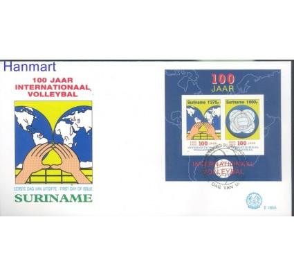Znaczek Surinam 1995 Mi bl 65 FDC