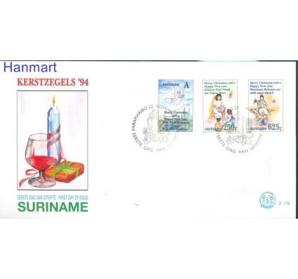 Znaczek Surinam 1994 Mi 1497-1499 FDC