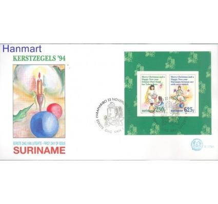 Znaczek Surinam 1994 Mi bl 64 FDC